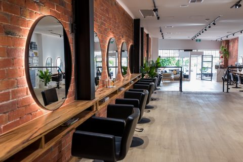 Elliot Steel salon