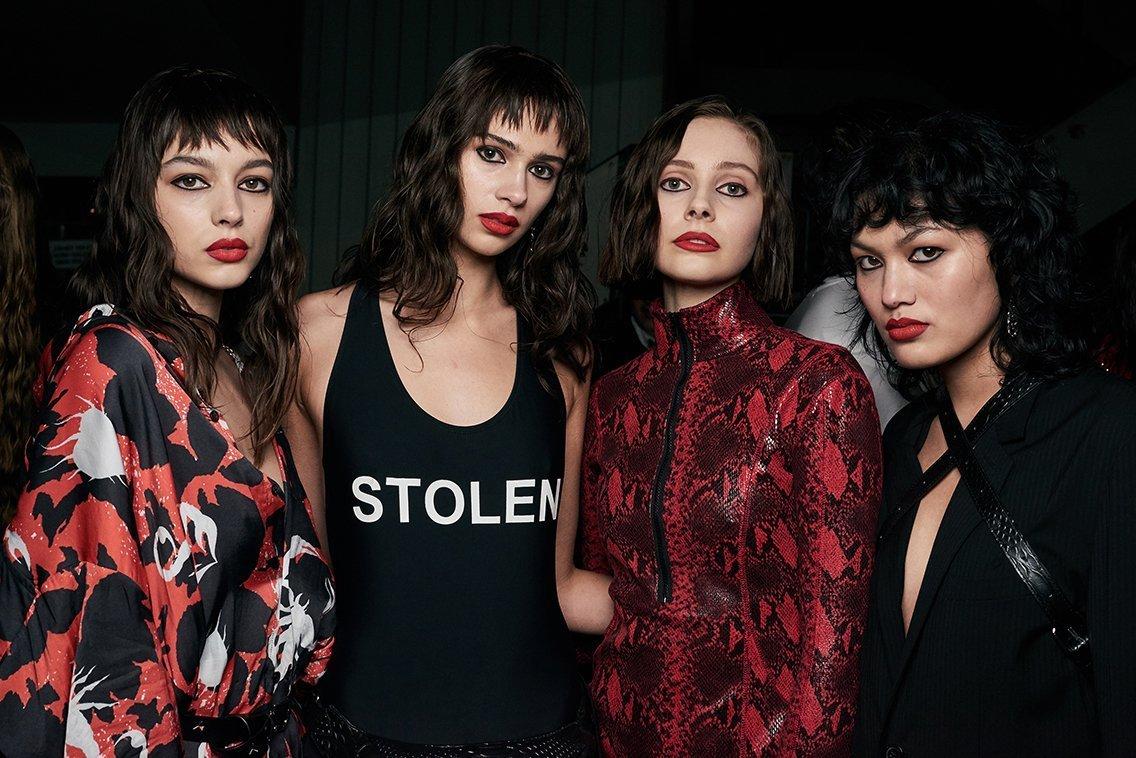 M.A.C Makeup Stolen Girlfriens Club