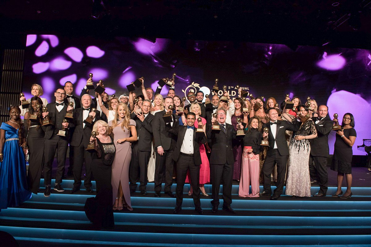 World Spa Awards 2019 in Dubai