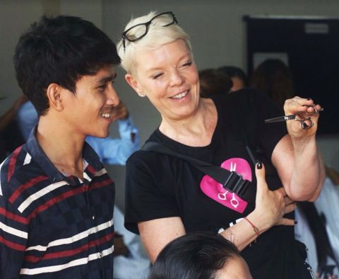 Hair Aid and Tabatha Coffey