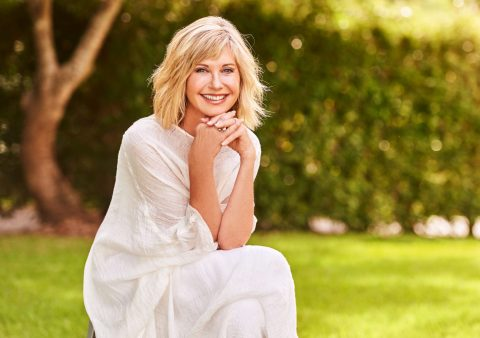 Olivia Newton John World Spa Awards 2019