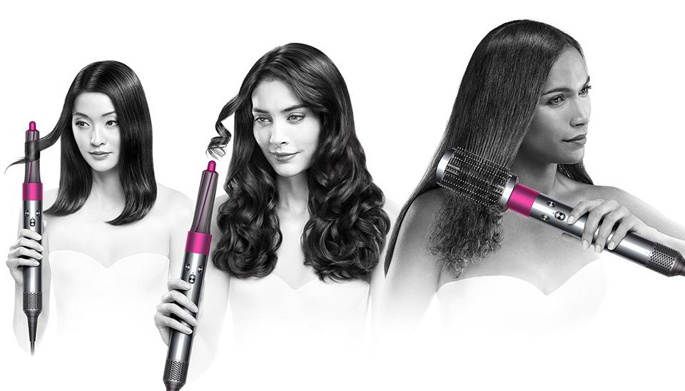 Dyson Airwrap styler: New attachments available