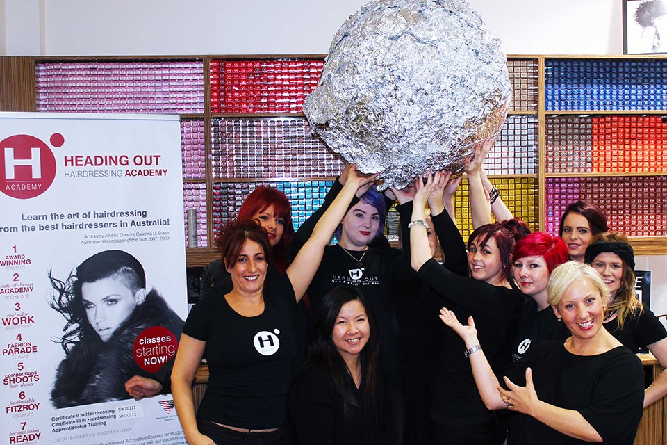 Refoil salons hairdressers Heading Out Hair and Beauty