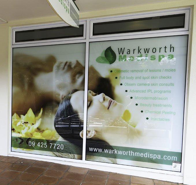 Warkworth Medispa Spa